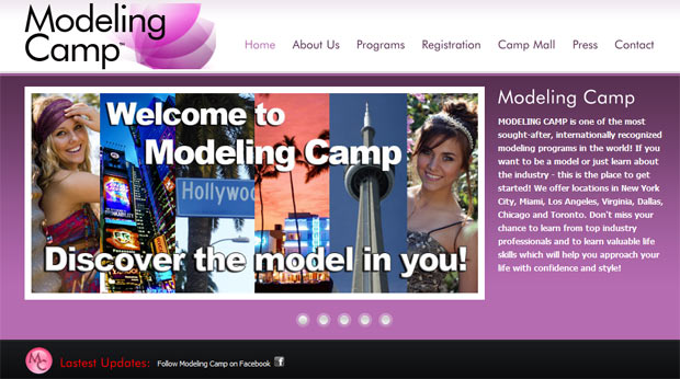 Then Check Out Our Sister Camp Modeling Which Offers Locations In New York City Chicago Dallas Los Angeles Miami Toronto And Virginia